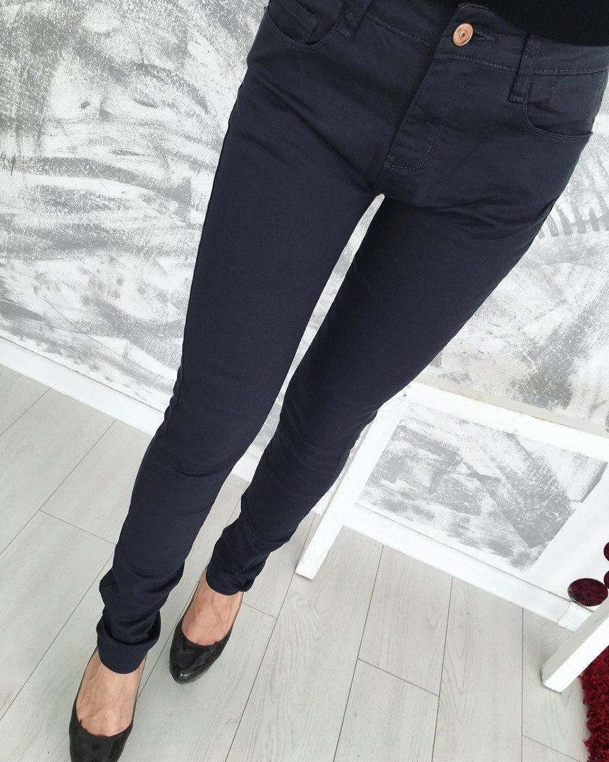 99a0089577e Женские стрейчевые джинсы узкие Польша БАТАЛ