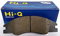 Колодки тормозные передние KIA Cerato 04-09 гг. Hi-Q (SP1167)
