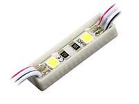 Светодиодный LED модуль 3528 2 диода теплый 15559