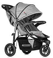 Детская коляска прогулочная SIROCCO колеса 25cm LEN