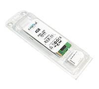 Память SO-DIMM 4Gb, DDR4, 2400 MHz, Crucial, 1.2V, CL16 (CT4G4SFS824A)
