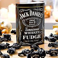 Конфеты Jack Daniels Fudge 300g из Шотландии