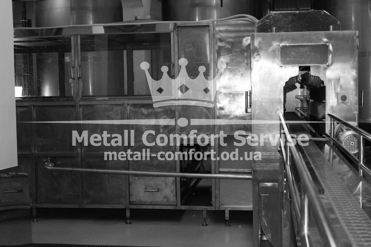 Внешняя мойка для бутылей 18,9 литров - OOO «Металл Комфорт Сервис»  в Одессе