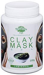 Глиняная маска с ламинарией, 200г