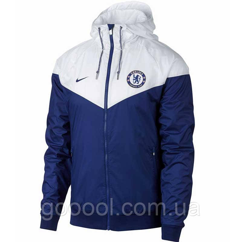 f94f8fb4 Ветровка Nike Chelsea 17/18 Windrunner Jacket 905483-417: продажа ...