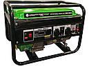 Бензиновый генератор на 3,3 кВт Craft-tec PRO GEG3800, фото 2