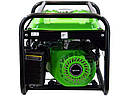 Бензиновый генератор на 3,3 кВт Craft-tec PRO GEG3800, фото 3