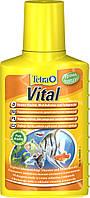 Кондиционер Tetra Aqua Vital витаминизированный, улучшение качества воды, 100 мл