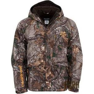 Куртка охотничья теплая Mossy Oak Xtra Men's Insulated Parka, фото 2