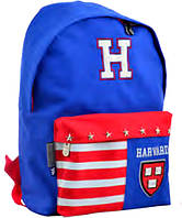 Рюкзак городской YES 555040 SP-15 Harvard blue, 41*30*11