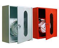 Шкаф пожарный ШПК-310 ВО встроенный с задней стенкой под 1 рукав 540х650х230 мм