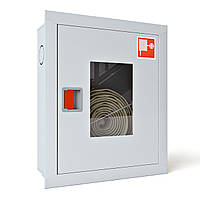 Шкаф пожарный ШПК-310 ВО встроенный без задней стенки под 1 рукав 540х650х230 мм