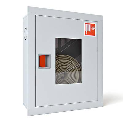 Шкаф пожарный ШПК-310 ВО встроенный без задней стенки 540х650х230мм, Евросервис (000018757)