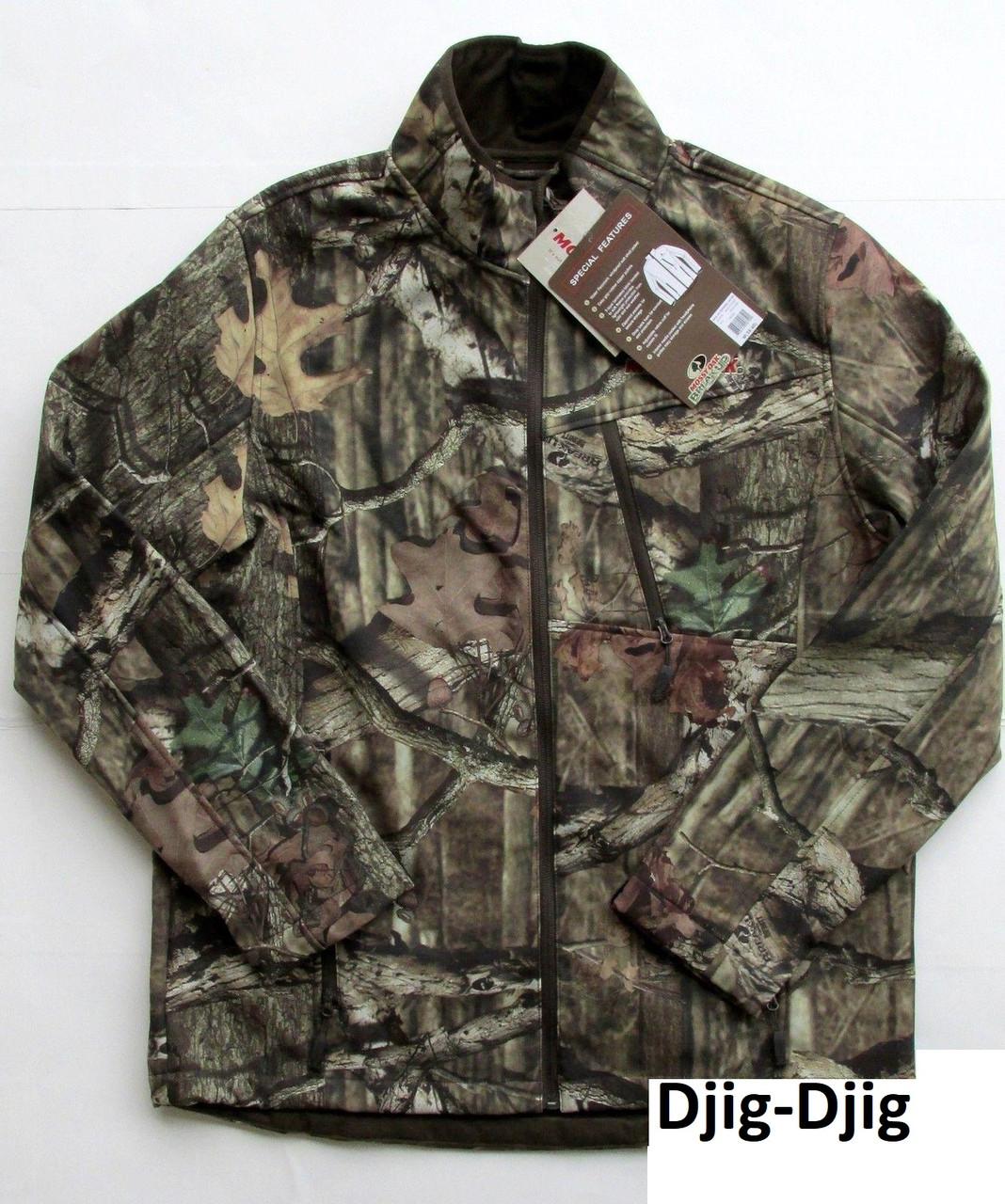 Куртка охотничья демисезонная Realtree Softshell Jacket