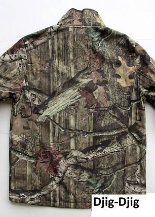 Куртка охотничья демисезонная Realtree Softshell Jacket, фото 2