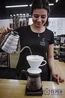 Тернопільська бариста Оксана Пілат: «Розчинна кава – це сміття»