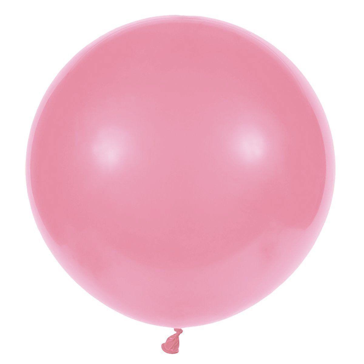 """Латексные воздушные шары Gemar 18""""/57 Пастель ярко-розовый"""