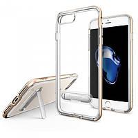 Накладка (ОРИГИНАЛ) SGP Case Crystal Hybrid Iphone 7Plus/8Plus (Gold), фото 1