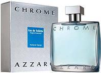 Мужская Туалетная вода  Azzaro Chrome  100 ml.   Лицензия