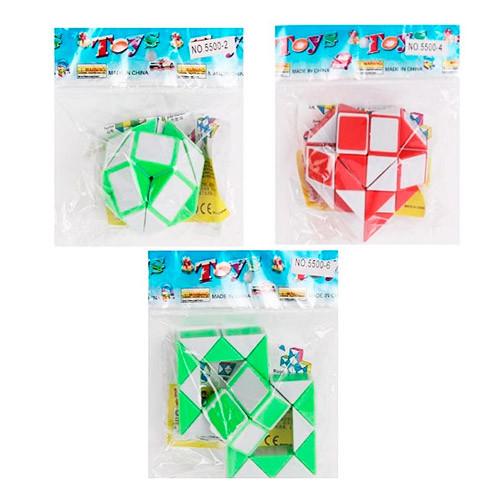 Змейка 5500-2-4-6 головоломка                                                                        - Интернет магазин детских товаров «КУЗЯ»  в Виннице