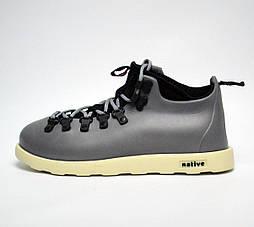 Зимние ботинки Native Fitzsimmons. Живое фото. Топ качество (Реплика ААА+)