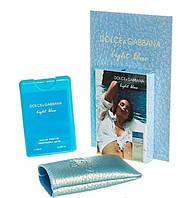"""Мини духи в чехле """"Dolce&Gabbana Light Blue"""""""