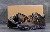 Зимние ботинки Columbia, мужские, коричневые