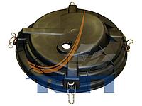 Крышка фильтра воздушного средняя SCANIA 4 P (1995-2005) T630021 ТСП