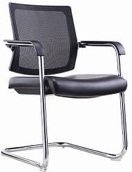 Офисное конференц кресло Enrandnepr ЭНДИКО черный