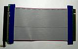Райзер Riser PCI-E 16x to 16x удлинитель шлейф для видеокарты, фото 5