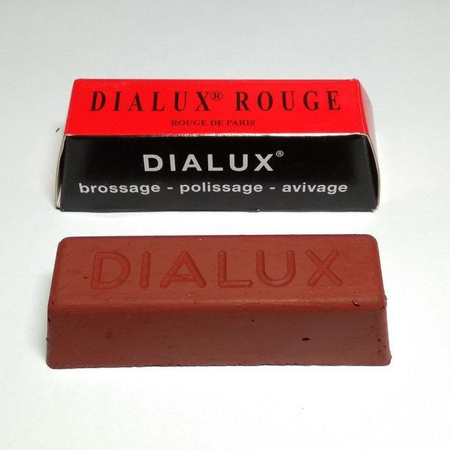 Паста полировальная Dialux красная 145 гр.