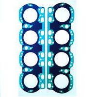 Прокладка Головки Блока Цилиндров   метал+РТИ синяя