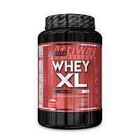 Сывороточный протеин ACTIWAY клубника,  Whey XL Erdbeer ACTIWAY (1 kg)