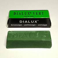 Паста полировальная Dialux зеленая 140 гр.