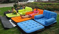 Надувной,матрас,кресло,диван с спинкой трансформер