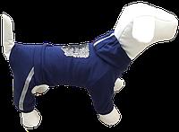 Велюровые и трикотажные костюмы для собак