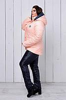 Женский лыжный костюм, 48,50,52,54