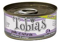 Консерва для щенков Tobias Курица в собственном соку 85 г