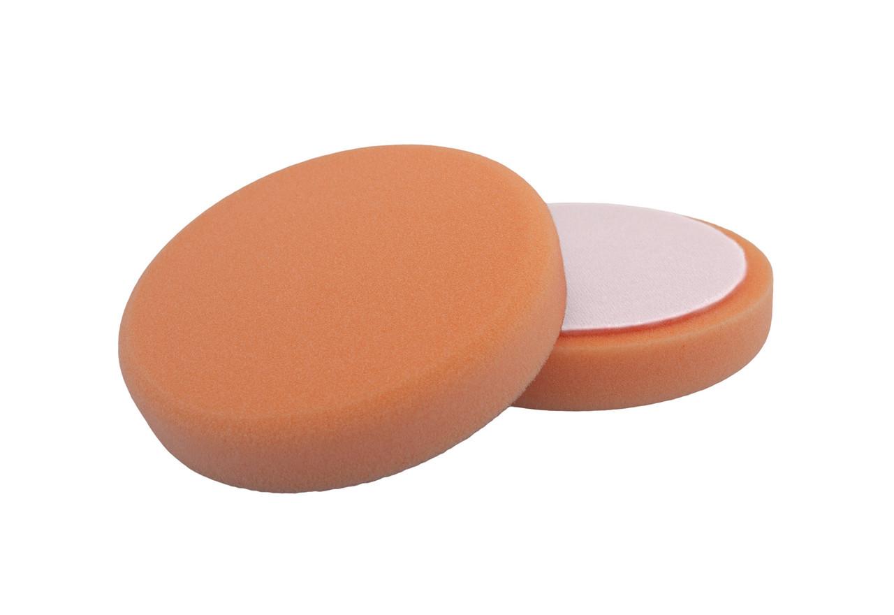 """Полировальный круг средней жесткости - Flexipads EUROPEAN Polishing 150 мм. (6"""") 28 мм. оранжевый (44730)"""