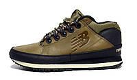 Зимние кроссовки New Balance 754 Dark Green HL754GB, фото 1
