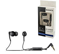 Наушники гарнитура Sony MH-EX300AP для Sony Xperia Z4