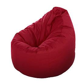 Кресло-мешок Груша XL красное