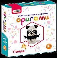 """Оригами для детей """"Панда"""""""