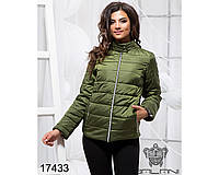 Короткая куртка - 17433(б-ни), фото 1