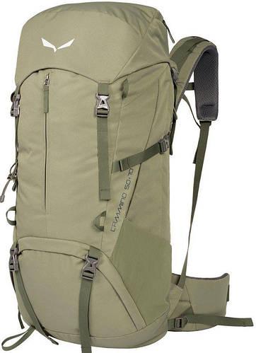 Универсальный туристический, экспедиционный рюкзак 50 л. Salewa Cammino 50+10 1180 5870 зеленый