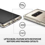 Чохол Ringke Fusion для Samsung Galaxy Note 8 Clear, фото 5