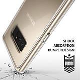 Чохол Ringke Fusion для Samsung Galaxy Note 8 Clear, фото 4