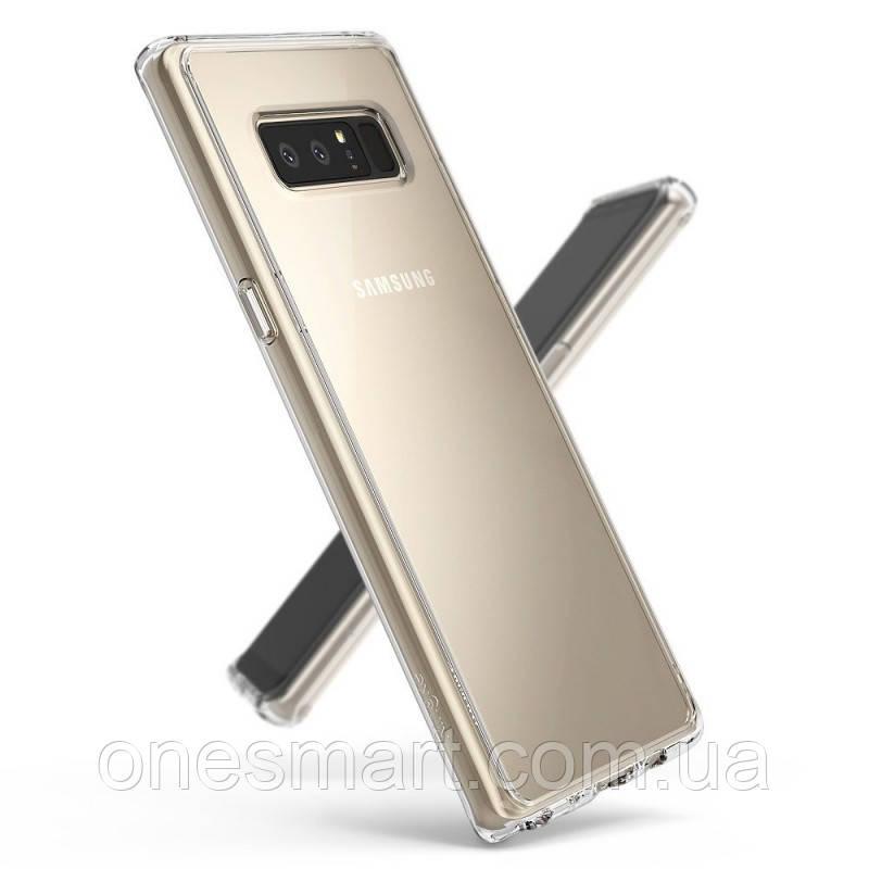 Чохол Ringke Fusion для Samsung Galaxy Note 8 Clear