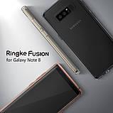 Чохол Ringke Fusion для Samsung Galaxy Note 8 Clear, фото 7