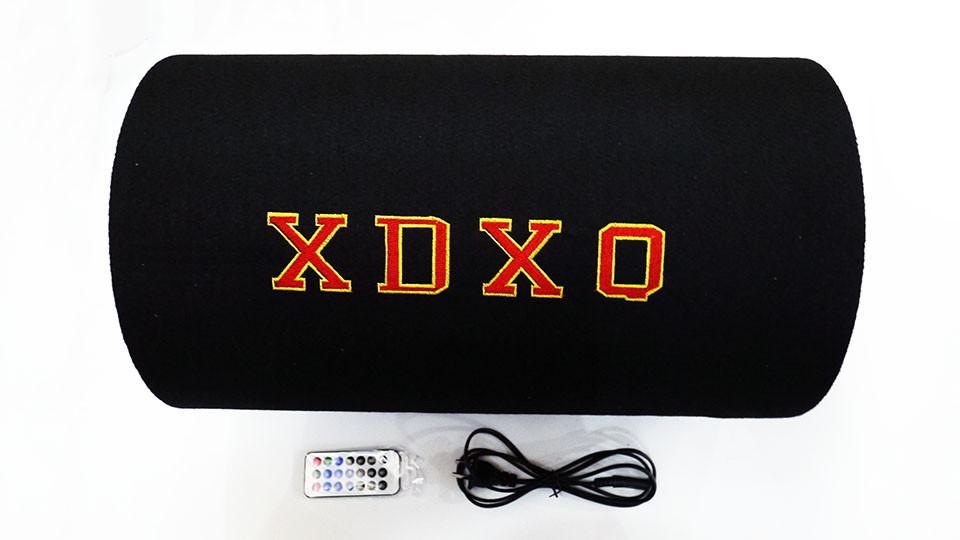 Активный сабвуфер бочка XDXQ 1013 350W